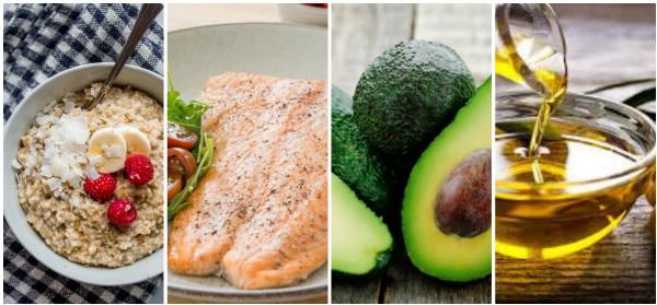 Продукты, которые улучшат уровень холестерина