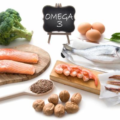 Omega-3 taukskābes