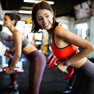 treniņi lieliskam augumam un veselībai