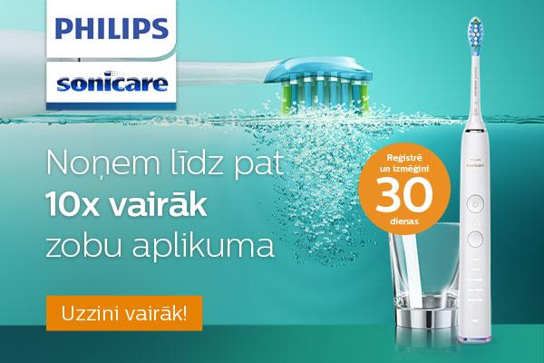 Elektriskā zobu birste Philips Sonycare