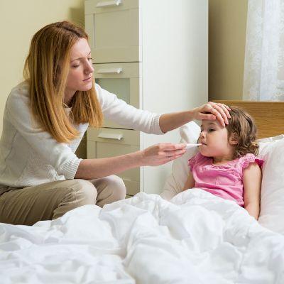 Bērnu veselība un imunitāte