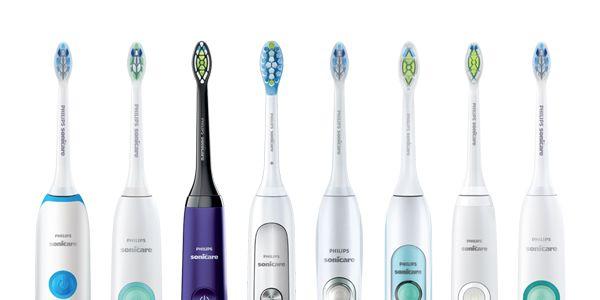 Elektriskā zobu birste Philips Sonicare