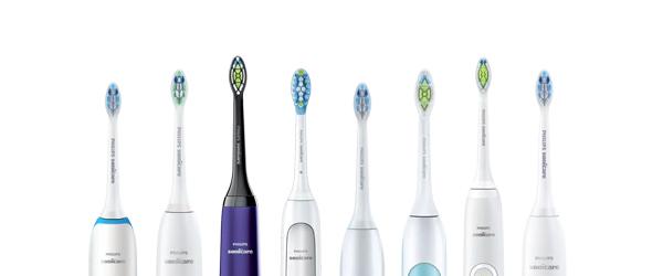 Elektriskās zobu birstes