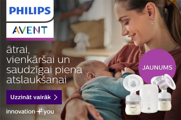 Philips Avent piena pumpji